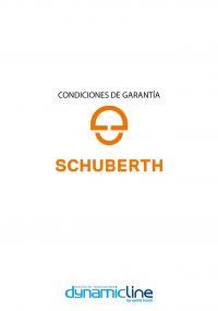 Portada Garantía Schuberth